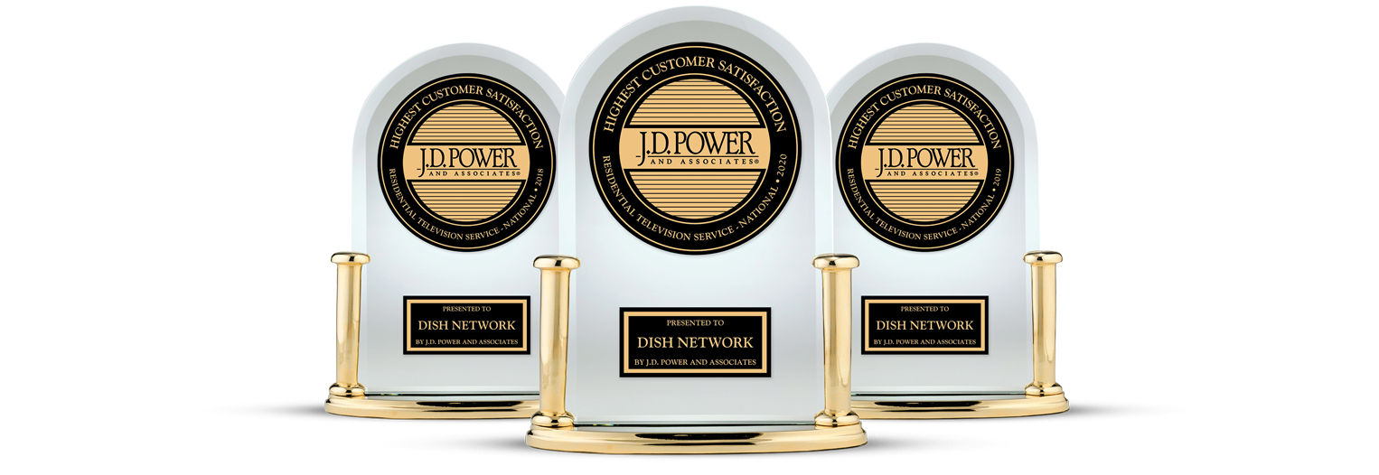 DISH Customer Satisfaction - Ranked #1 by JD Power - Mariposa TV in Mariposa, California - DISH Authorized Retailer