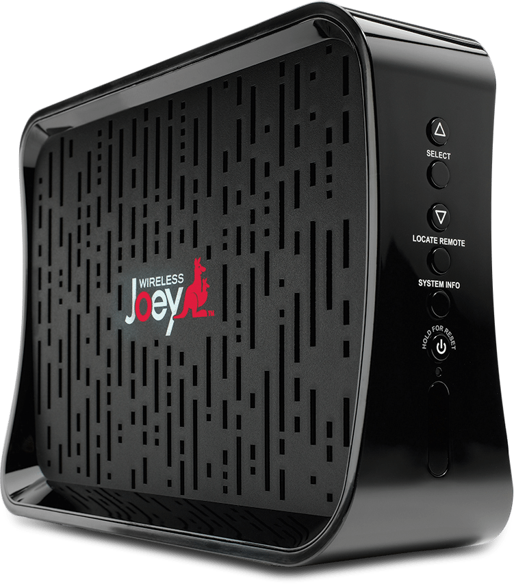 The Wireless Joey - TV in Every Room - No Wires - Mariposa, California - Mariposa TV - DISH Authorized Retailer